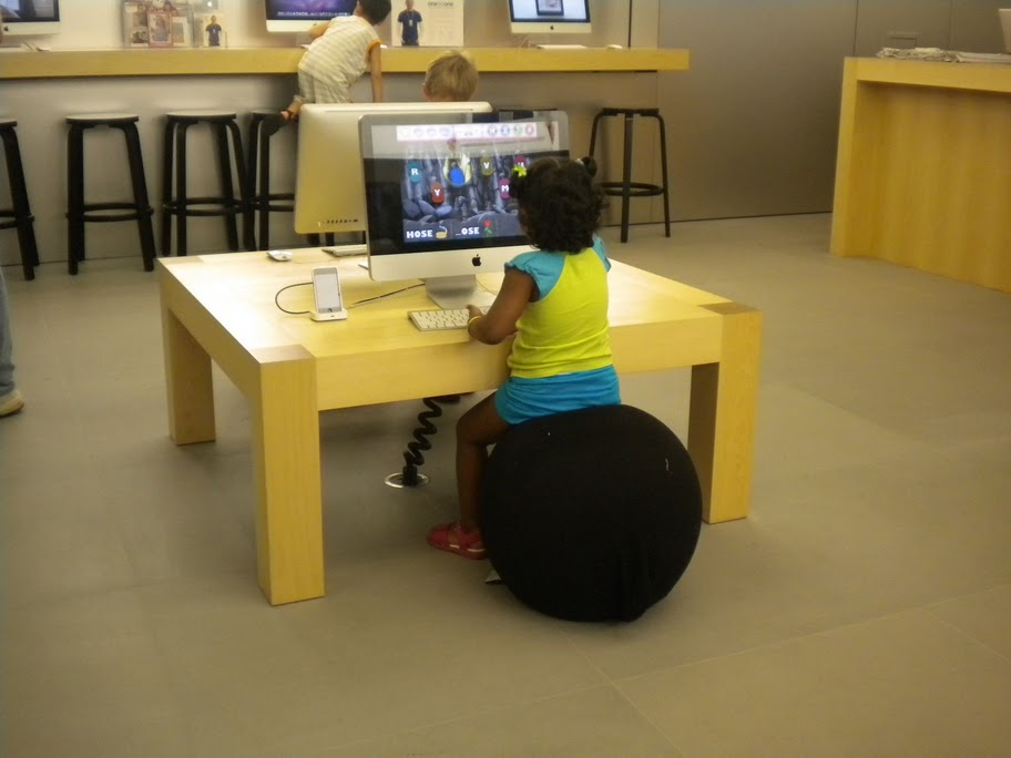 Nivedhana at Apple Store Sugar Land TX